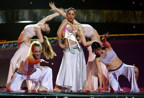Eurovision birincilerinden hangisi favoriniz?