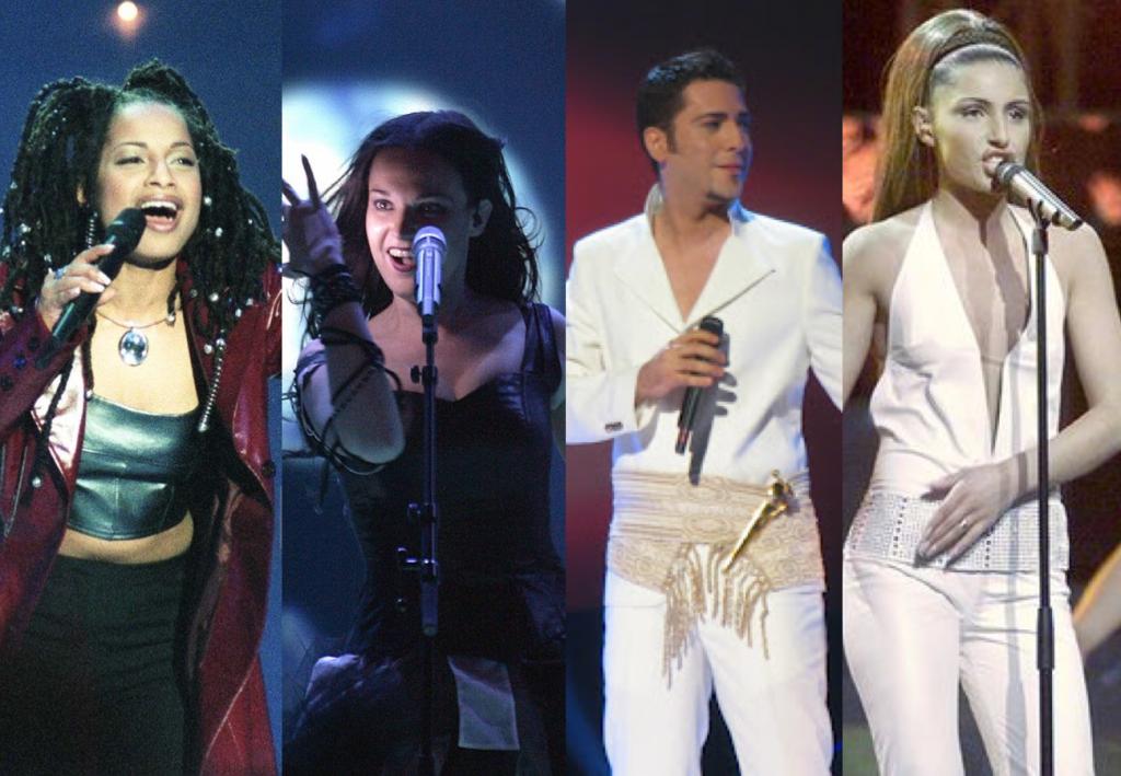 Türkçe Versiyonu Yapılmış Eurovision Şarkıları