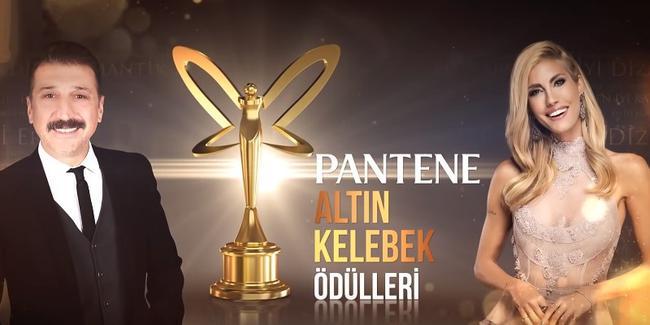 2018 Pantene Altın Kelebek Ödülleri Sahiplerini Buldu