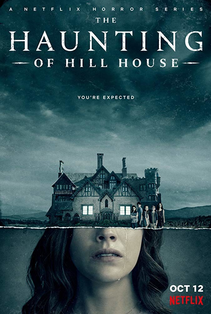The Haunting of Hill House (Tepedeki Ev), Netflix dizisi